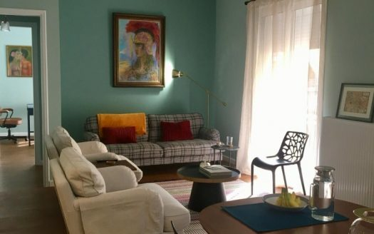 Full furnished Apartment for Rent in P. Faliro, 82sqm, 2nd floor, 1300 euros/month